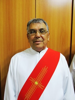 Diác. Benedito Aparecido dos Santos