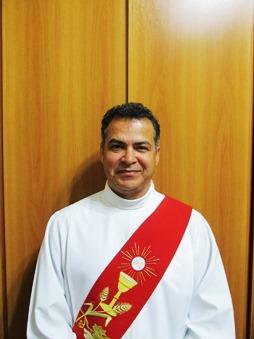 Diác. João Márcio de Faria
