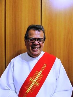 Diác. Juscelino Francisco da Silva