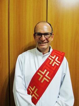Diác. Nelson Crispin da Silva