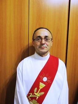 Diác. Paulo Xavier de Freitas
