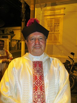 Mons. Servilhano Pereira da Silva