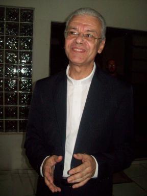 Pe. Osvaldo José de Oliveira Mendes