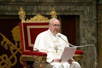 o que nos fala papa francisco