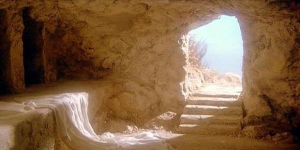 Resultado de imagem para tumulo vazio jesus