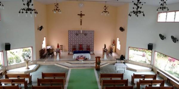 altar visto de cima