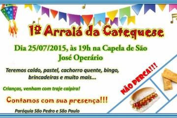 I Arraial_Sao_Pedro_e_Sao_Paulo