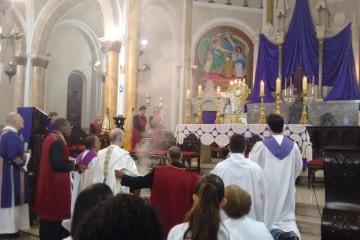 @4 horas para o Senhor, na Catedral de Nossa Senhora da Piedade, em Lorena (SP)
